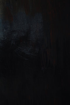 painted black wall testura as background structure