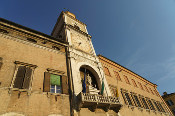 Fotomurales - Historic center of Modena, Emilia-Romagna, Italy