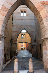 Fotomurales - Historic center of Modena, Emilia-Romagna, Italy