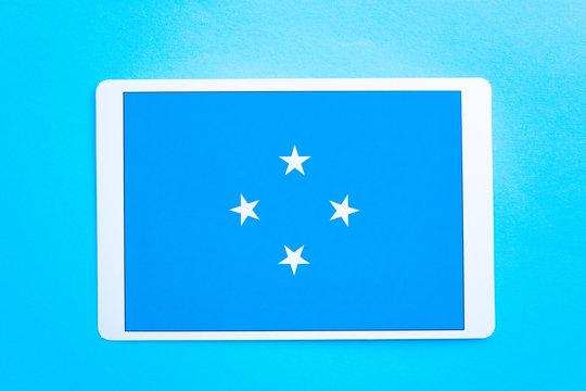 ミクロネシア連邦国旗