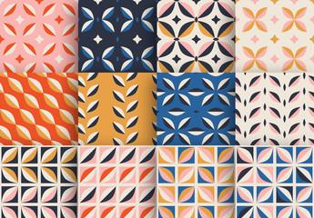 Colorful Patterns Set