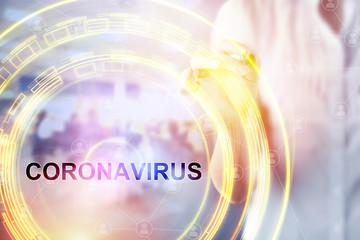 Chinese coronavirus COVID-19