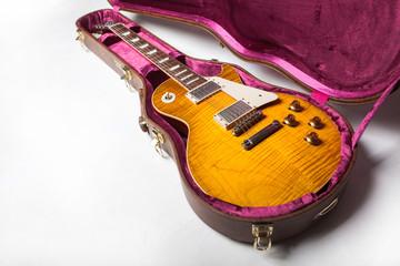 Vintage Electric Guitar Relic