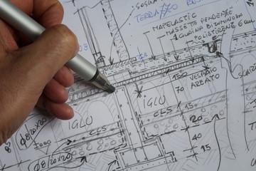 Progettare a mano libera - libero professionista in smart working