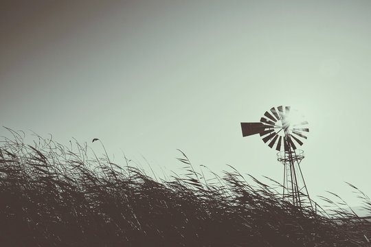 Traditional Wind Mill