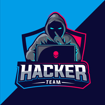 Hacker team esport logo
