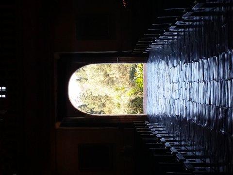 Archway At Mission San Diego De Alcala