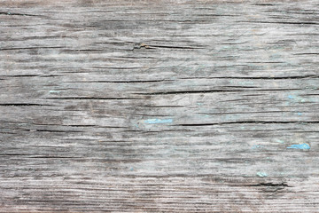 Texture of wood with peeling paint