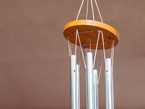 Close-up Of Wind Chime