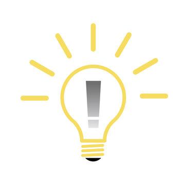 ひらめき、閃き、アイディア、発想、クリエイティブ、イノベーション、ライト、照明、明るい、グラフィック、イラスト、マーク、サイン、シンボルマーク、イメージ、イメージサイン、新アイディア、未来、新規性、新デザイン、トレンド、ニュースタイル、ヒント、発明、特許、ヒット、光る、輝く、照らす、発案、新発想、シンプル、電球、白熱球、レトロ、ピカ、ピカッ、ライト、灯、明かり、あかり、点灯、点燈、ともしび、電気、