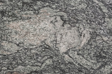 Hard natural grey granite background for strict style.