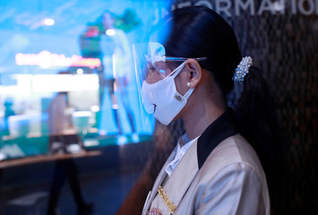 The spread of the coronavirus disease (COVID-19) in Bangkok