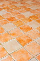 Terracottafliesen als Bodenbelag