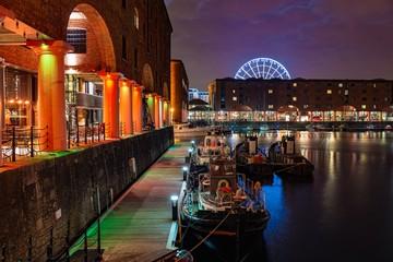 Fototapete - Royal Albert Dock