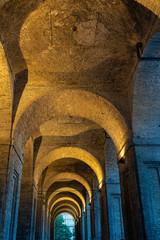 Fotomurales - Parma, Italy: Pilotta, historic palace