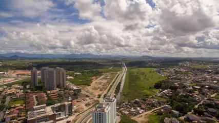 Fototapeta Imagens Aéreas