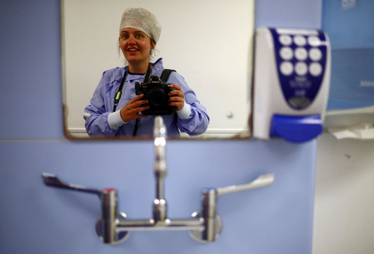 A Picture and its Story: How photographer captured baby image in coronavirus lockdown