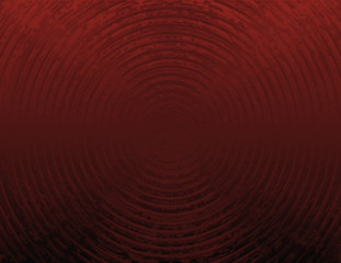 Backdrop with red liquid ripple effect and room for text