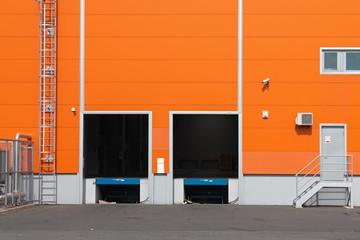 Distribution Warehouse Loading Bay Doors