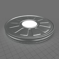 Film roll tin 2
