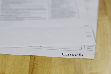 Canada Tax Document
