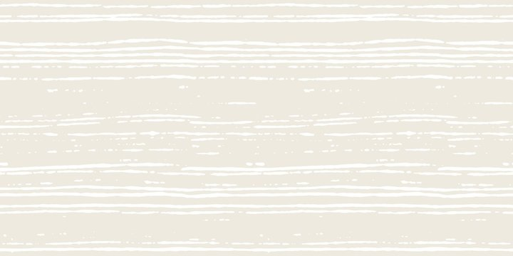 Seamless striped pattern hand painted with ink brush