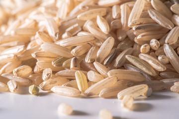 Fototapeta Brązowy ryż (Brown Rice) obraz