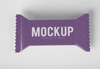 Bar Packaging Mockup