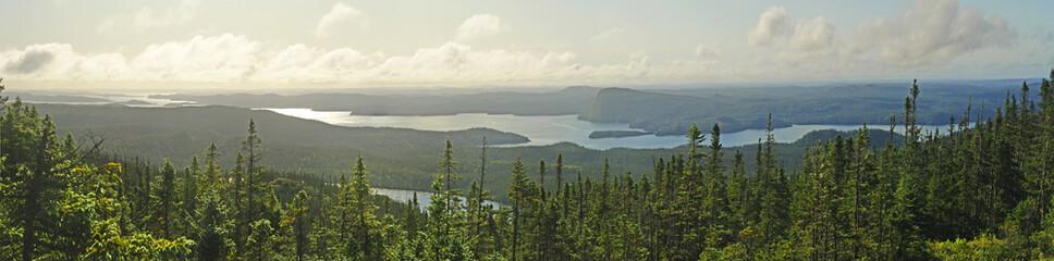Terra Nova National Park, Newfoundland, Canada