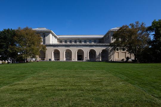 College of Fine Arts in Carnegie Mellon University in Pittsburgh, Pennsylvania, United States
