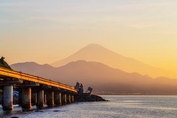 Mount Fuji, 3776m, Fuji-Hakone-Izu National Park, UNESCO World Heritage Site, Shizuoka Prefecture, Honshu, Japan, Asia