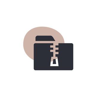 Zip Folder -  Icon