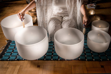 Sound healing therapy uses aspects of music to improve health and wellbeing. Find out which sound therapy instruments can help your meditation and relaxation at home.