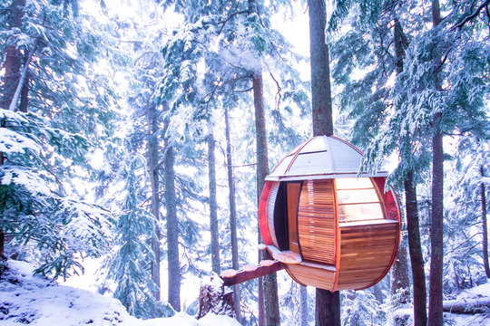 The Hemloft in Whistler, British Columbia, Canada