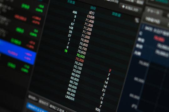 株 株取引 投資 初心者 資産運用 デイトレード 相場 株価