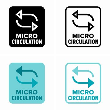 Item and system microcirculation of air and liquid
