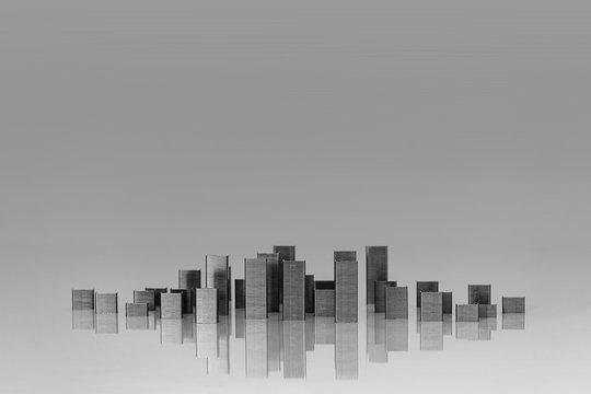 Skyline moderno