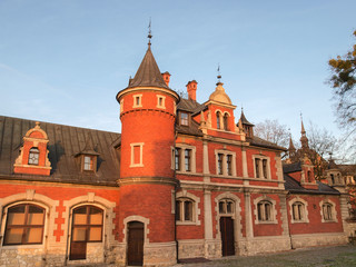 Park and Palace Complex in Pławniowice