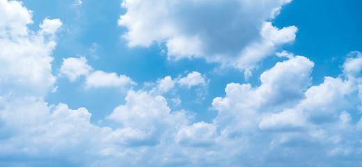 Sky cloudscape. Fotobehang