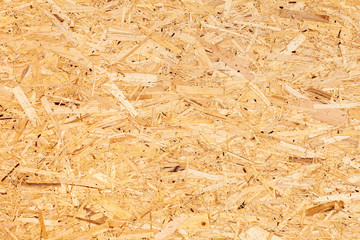 Photo sur Toile Pays d Asie Texture of oriented strand board. Pattern of OSB