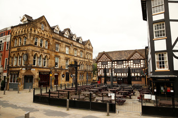 Outbreak of the coronavirus disease (COVID-19) in Manchester