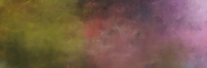 beautiful abstract painting background texture with pastel brown, pastel purple and antique fuchsia colors and space for text or image. can be used as postcard or poster Wall mural