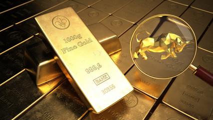 Bullish Gold Market