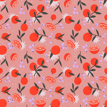Oranges and Berries