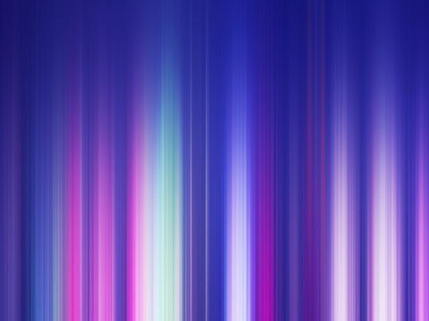 Abstract Purple Curtain Background with Soft Vertical Stripes