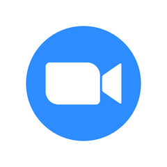 Video call icon Template for your design