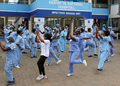 The coronavirus disease (COVID-19) outbreak in Nairobi