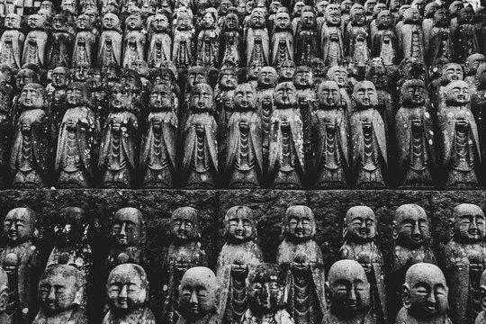 鎌倉 長谷寺の水子地蔵
