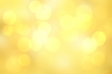 Wall Mural - Yellow abstract background blur