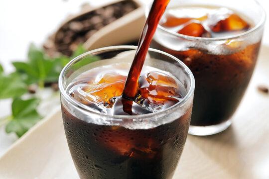 アイスコーヒー Iced coffee